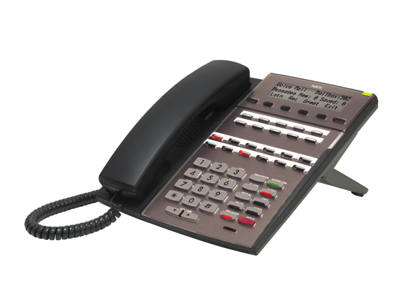 34-Button Backlit Display Telephone with Speakerphone